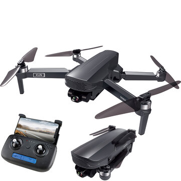 ZLL SG908 5G WIFI FPV GPS with 4K HD Camera Three-axis Gimbal 26mins Flight Time Brushless Foldable RC Drone Quadcopter RTF